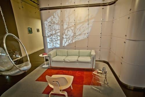 Interior Design by bespoke design, LLC at Molino Street Lofts, Los Angeles - Molino Street Lofts Renovation