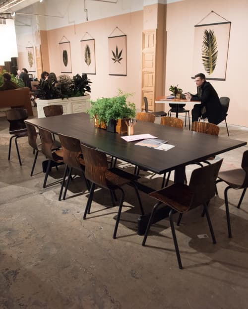 Physalia Dining Table | Tables by Asa Pingree | Reunion Goods & Services in New York
