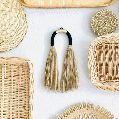 Arcus   Macrame Wall Hanging by YASHI DESIGNS   Netflix in Los Angeles