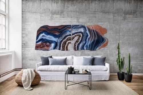 AGATE   Paintings by Christina Twomey Art + Design   Grand Marais in Grand Marais