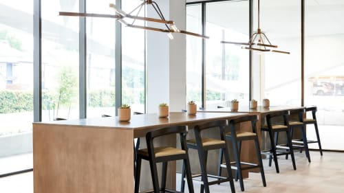 PLAY Barstool | Chairs by Wildspirit | AC Hotel by Marriott Dallas by the Galleria in Dallas