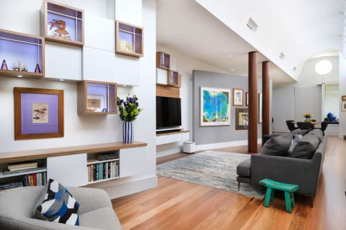 Interior Design by KOEDAM  DESIGN seen at Private Residence, Sydney - The Park House
