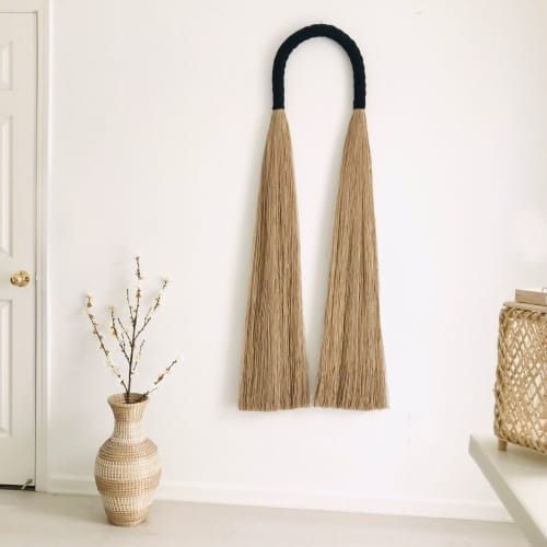 5 FEET TALL JUTE ARCH | Macrame Wall Hanging by YASHI DESIGNS | Stanly Ranch in Napa