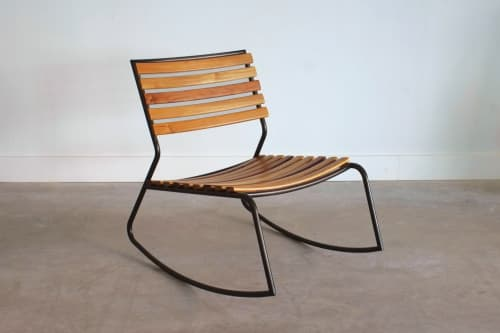 Slade Rocker   Chairs by From the Source