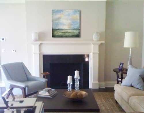 Clear Day | Paintings by Linda Cordner