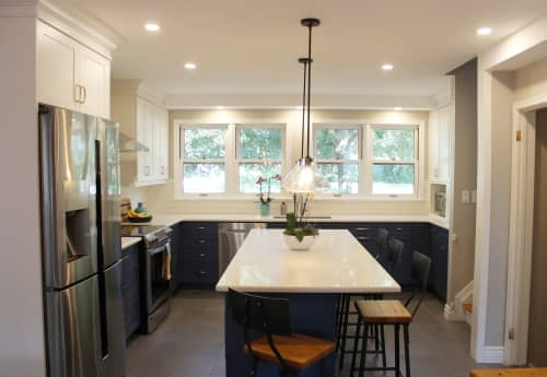 Kitchen Cabinetry | Furniture by Hamilton Holmes