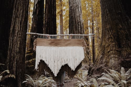 Jedediah Smith Collection   Wall Hangings by The Northern Craft