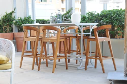 PLAY Barstool Outdoor   Chairs by Wildspirit   Four Seasons Hotel Miami in Miami