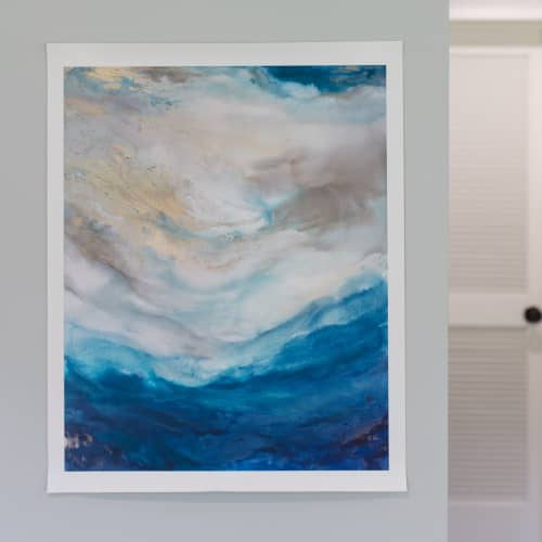 Destination of Fate - Canvas Print   Paintings by Julia Contacessi Fine Art