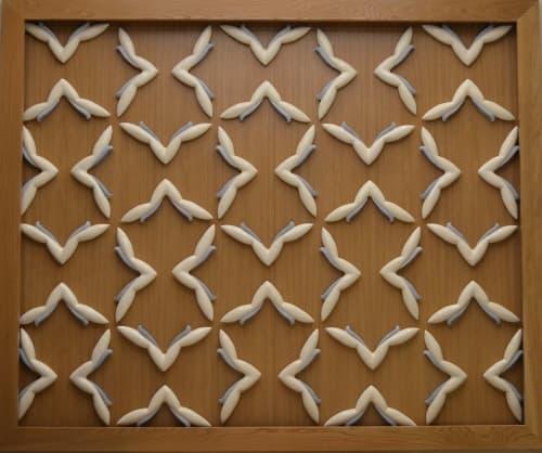 Sculptures by Tsehai Johnson seen at Union Denver, Denver - Field #7