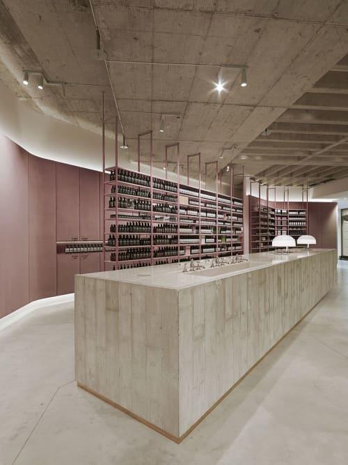 Signature Store Munich, Aesop | Interior Design by 1zu33 Architectural Brand Identity