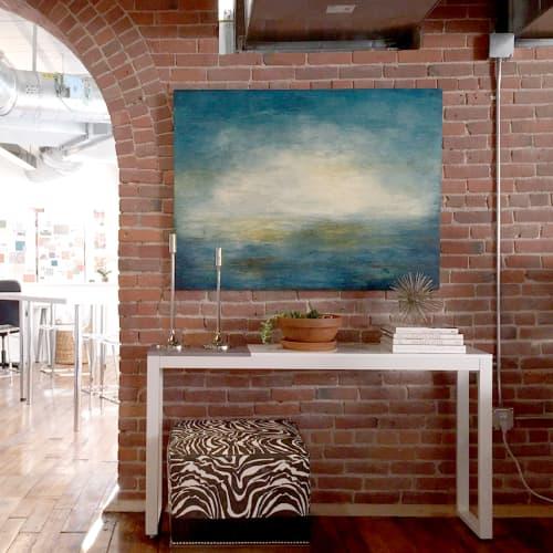 Lake   Paintings by Linda Cordner
