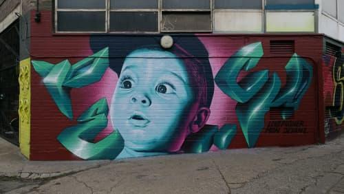 Lil Julio   Murals by Mon Devane