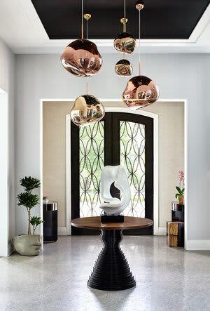 Interior Design by Zoe Feldman Design seen at Private Residence - Holly Leaf Lane Interior Design