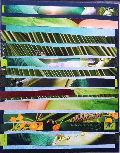 Quarantine Collage Series   Art & Wall Decor by LNozickArt/Design