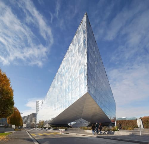 JTI Headquarters | Architecture by Skidmore, Owings & Merrill