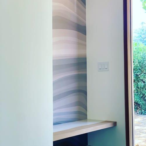 Wallpaper by Jill Malek Wallpaper - River | Clay