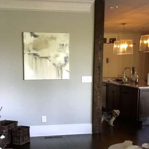 Tear in the Wall   Paintings by Marilyn Landers