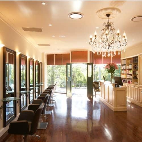 Interior Design by KOEDAM  DESIGN seen at Beecroft, Beecroft - Art of Hair Salon Beecroft