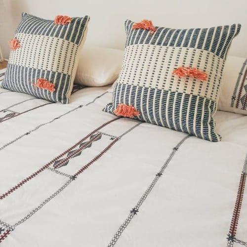 Salento Pillow   Pillows by Zuahaza by Tatiana