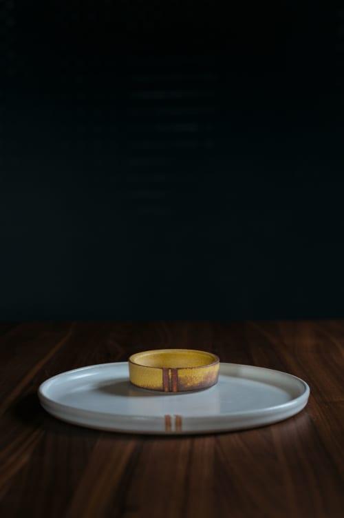 Beckon Dinnerware | Ceramic Plates by Fenway Clayworks | Beckon in Denver