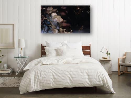 'BLACK DAHLIA'   Paintings by Christina Twomey Art + Design