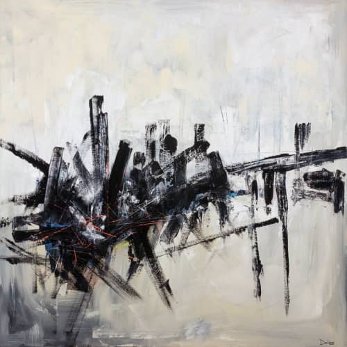 Remains | Paintings by Keith Doles