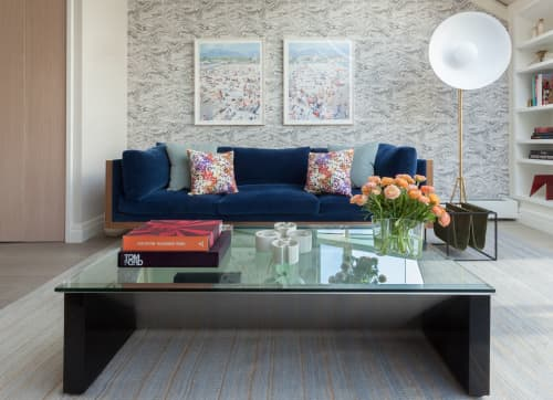 Couches & Sofas | Couches & Sofas by Manzanares Furniture Corp. | Private Residence, Chelsea in New York