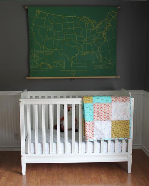 Furniture by McIntyre Furniture LLC - Skyline Crib