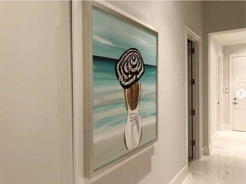 Repose | Paintings by Kelsey Irvin