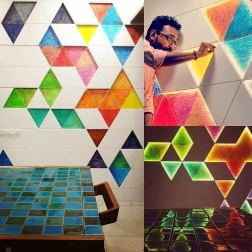 Wall Art | Art & Wall Decor by GreenSquares_DesignStudio