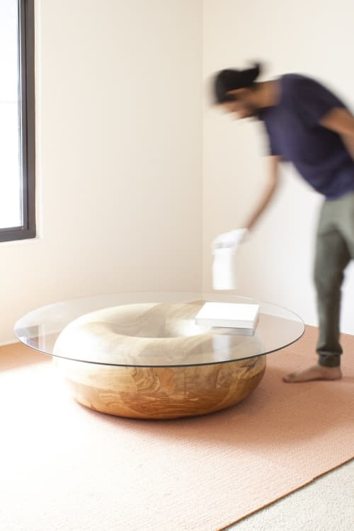 Donut Table | Tables by soft-geometry | Soft-geometry Studio in San Jose