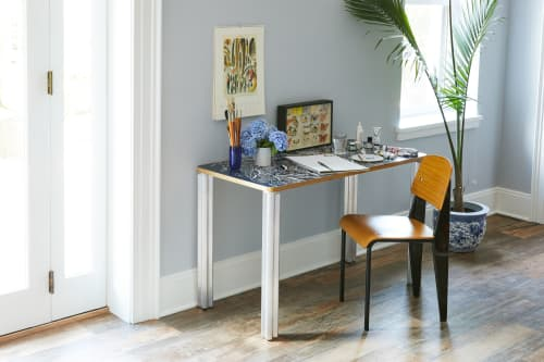 Forest Desk | Tables by Chassie Studio