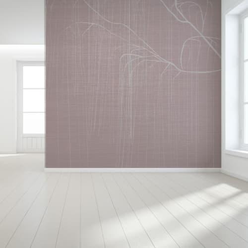 Wallpaper by Jill Malek Wallpaper - Babylon | Blossom