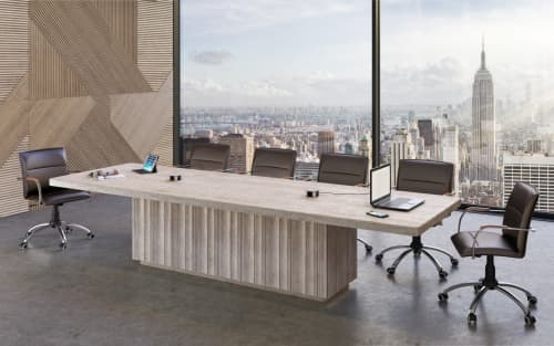 Tables by Davani - Davani Purity Conference Table