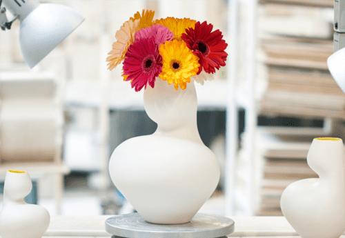 Frida pitcher Vase   Vases & Vessels by Satyendra Pakhalé   Cor Unum in 's-Hertogenbosch