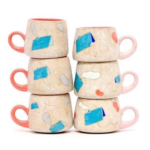 Roof Mug | Cups by Coco Spadoni | Saltstone Ceramics in Seattle