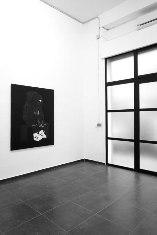 Break | Paintings by Ricardo Rodriguez Cosme | Valencia in Valencia