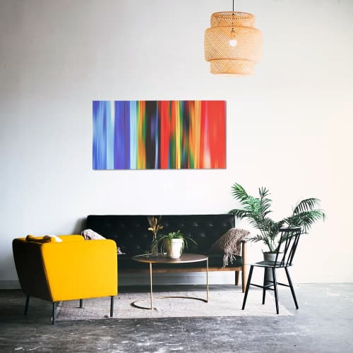 Art for Residential Interior in Paris | Photography by Sven Pfrommer