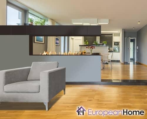 Appliances by European Home seen at 30 Log Bridge Rd, Middleton - H Series Peninsula Vent-Free Fireplace