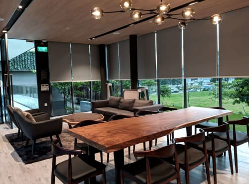 Interior Design by etch&bolts at The Clement Canopy, Singapore - Canopy Clementi Condominium (Singapore)