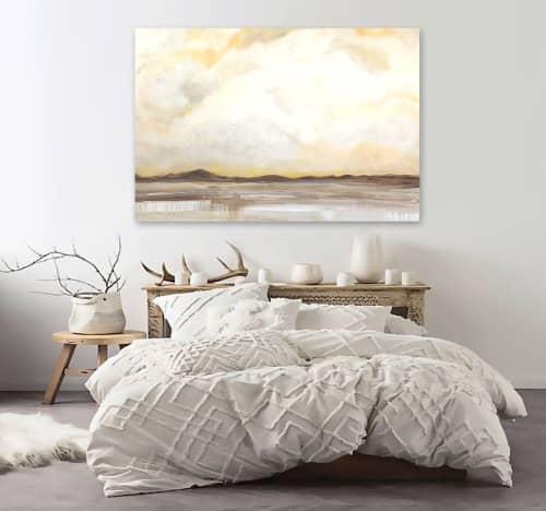 'DAKOTA'   Paintings by Linnea Heide contemporary fine art