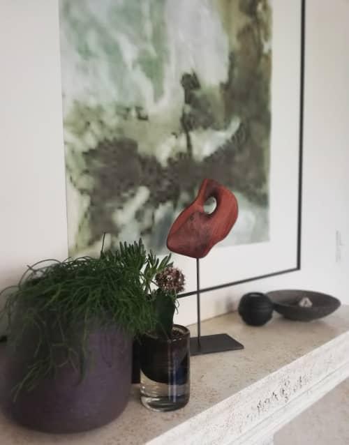 Small Wood Sculpture | Sculptures by Lutz Hornischer - Sculptures & Wood Art