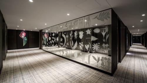 Art panel in Hyatt Regency Amsterdam   Art & Wall Decor by Rive Roshan   Hyatt Regency Amsterdam in Amsterdam