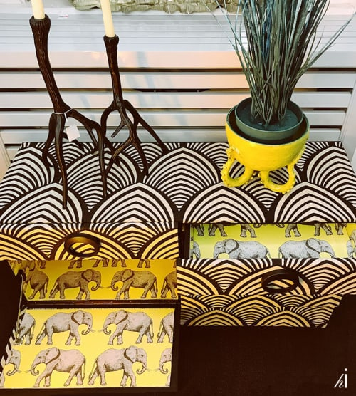 Furniture by Habitat Improver - Furniture Restyle and Applied Arts seen at Private Residence, Porto - Tribal Folie