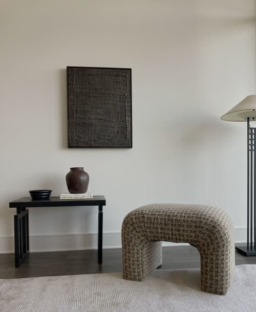 Paintings by Monica Curiel seen at Private Residence, Kansas City - Ancestry, 2021