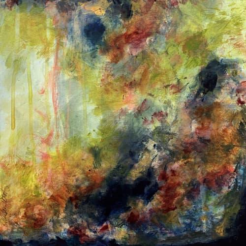 Falling   Paintings by Darlene Watson Fine Artist