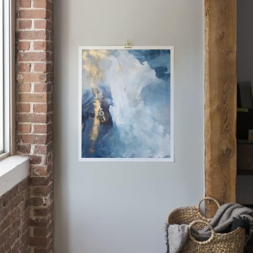 Aurora - Canvas Print | Paintings by Julia Contacessi Fine Art