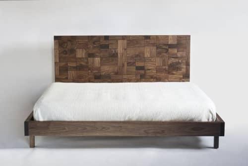 Patchwork Bed   Beds & Accessories by Robert Sukrachand
