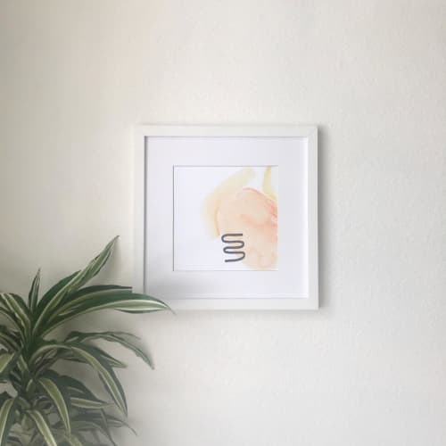 Paintings by Quinnarie Studio - Touch